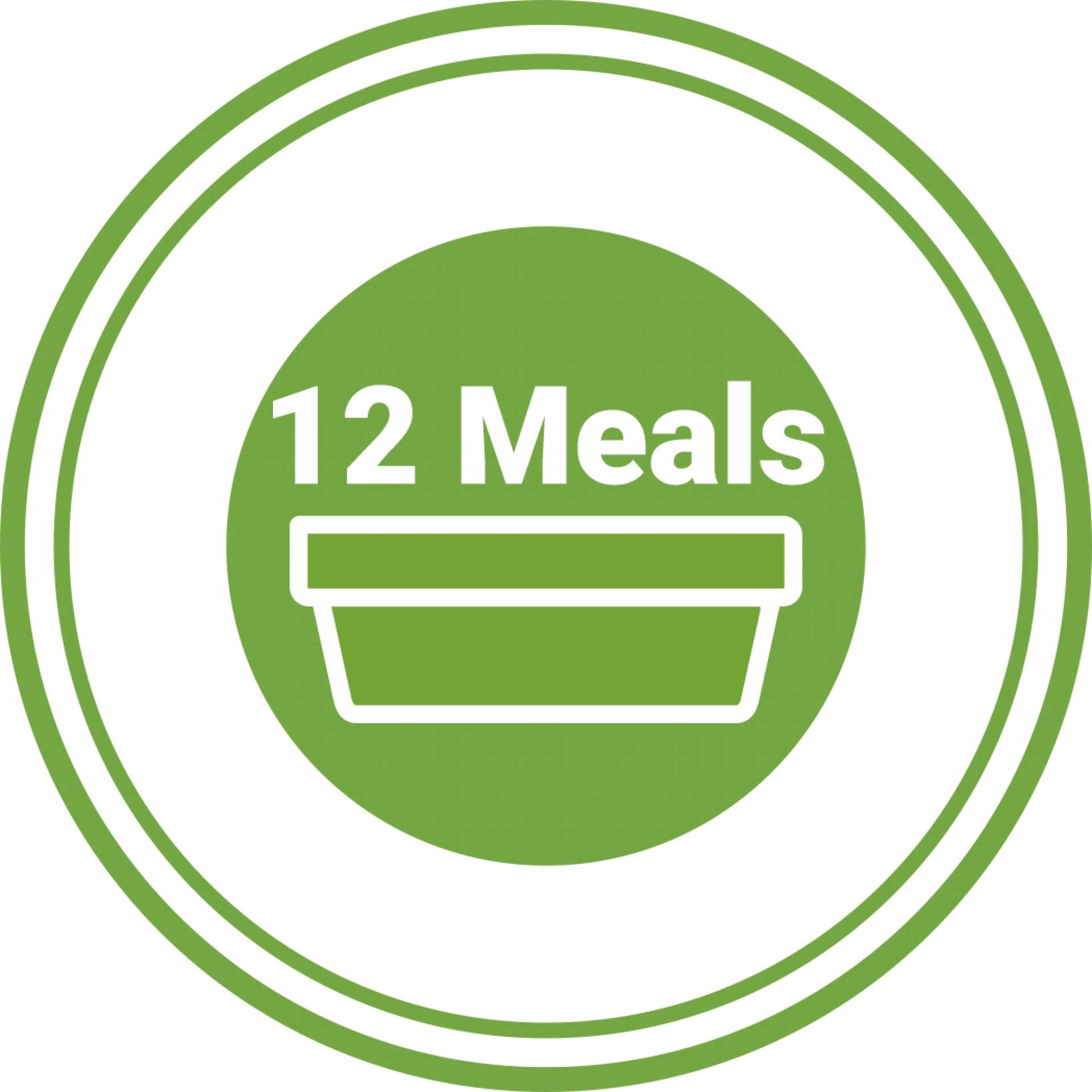 12 Meals